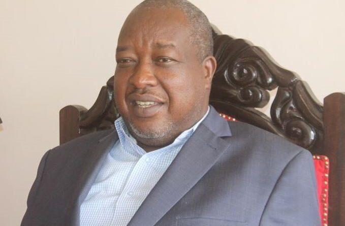 Amos Nyaribo