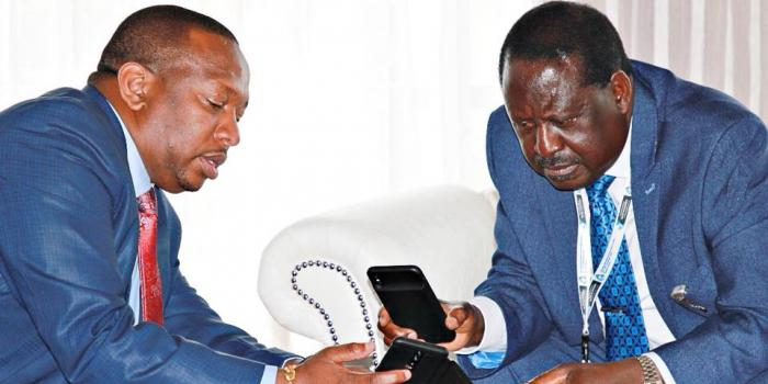 Did Sonko walk out of meeting with Raila?