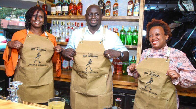 Kenya Breweries Launches Diageo Bartender Academy to train 10,000 bartenders