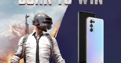 OPPO Reno5 named official smartphone partner of PUBG MOBILE Esports in Middle East and Africa