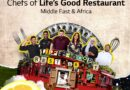 "LG OPENS ""LIFE'S GOOD RESTAURANT"" IN KENYA"
