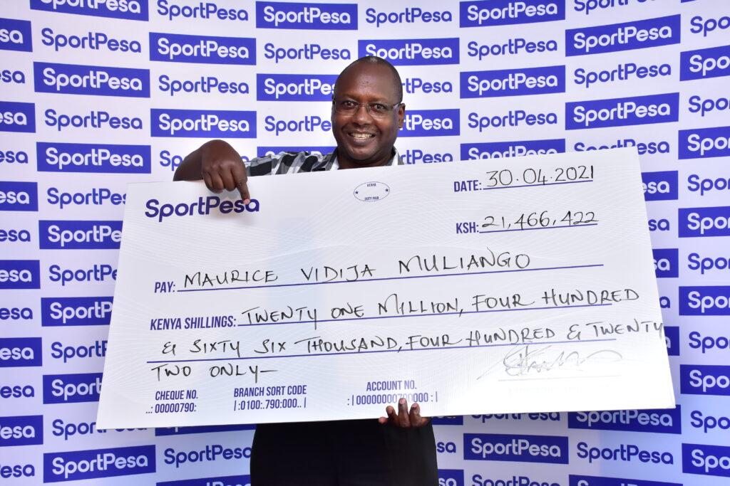 Sportpesa Midweek Jackpot Winner This Week | Jackpot Kenya